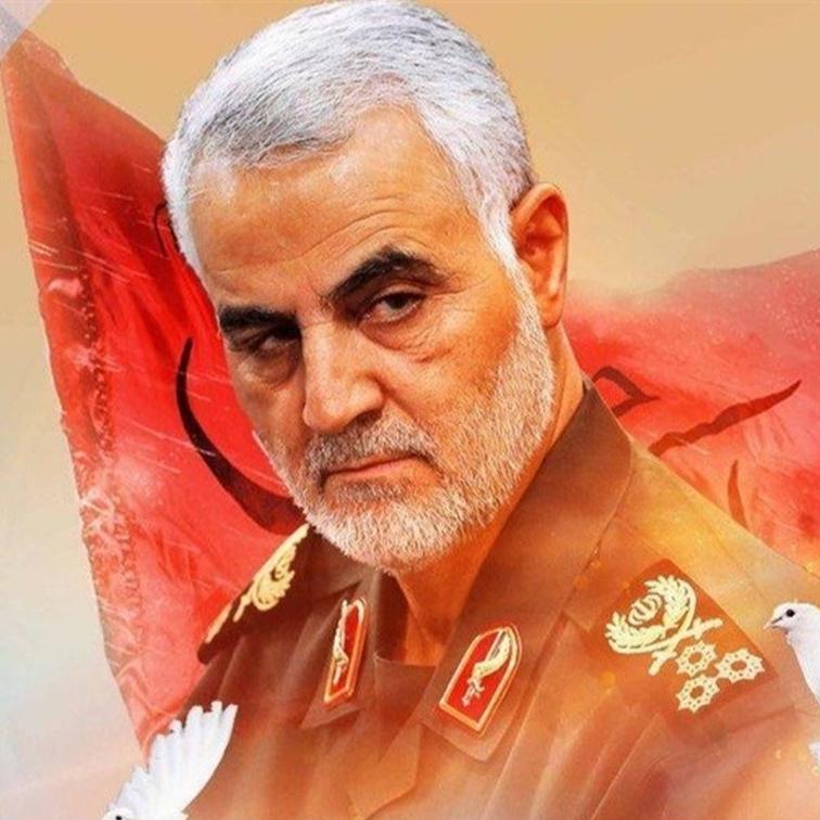 نگارخانه متننگار  مرد میدان   ایران  سردار باغیرت